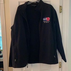 Brand new Port Authority Jacket with NBA on TNT LC